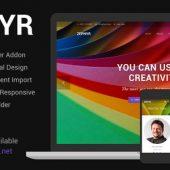 Zephyr | Material Design Theme